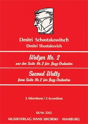 Schostakowitsch, Dmitri: Walzer Nr. 2 aus der Suite Nr. 2