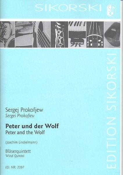 Prokofjew, Sergej: Peter und der Wolf