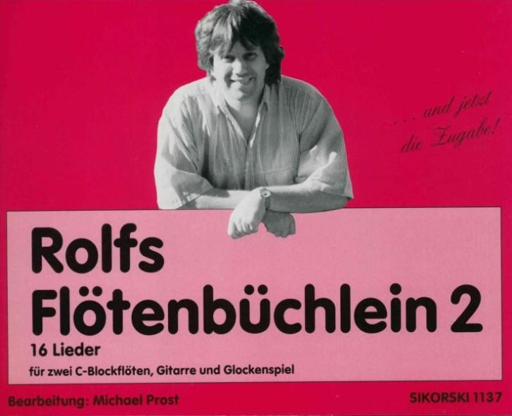Zuckowski, Rolf: Flötenbüchlein Bd. 2
