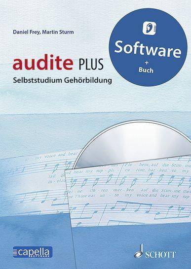 Sturm Martin: Audite - Gehörbildung Buch+Cdrom