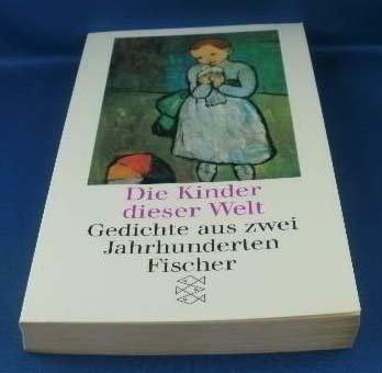 Halamicková, Jana (Hrsg.): Die Kinder dieser Welt