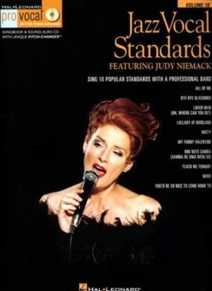 Niemack, Judy: Jazz vocal standards