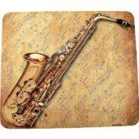 .: Mousepad Saxophon