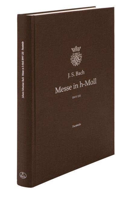 Bach, Johann Sebastian: Messe in h-Moll
