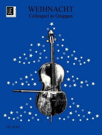 Bartles, Alfred H.: Weihnachtliches Cellospiel in Gruppen