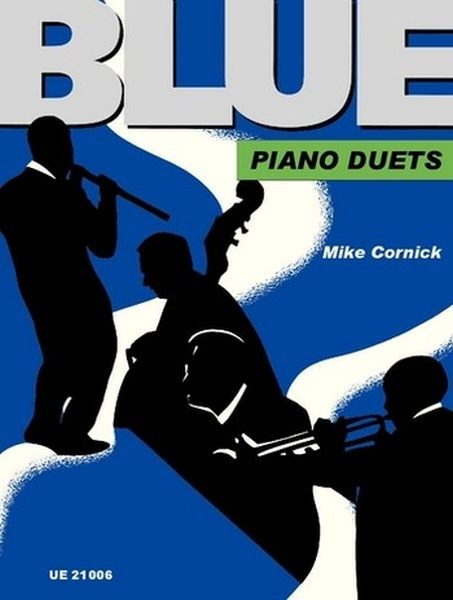 Cornick, Mike: Blue Piano Duets