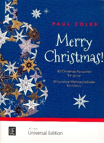Coles, Paul: Merry Christmas! für Gitarre
