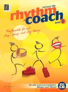 Filz, Richard: Rhythm Coach mit CD