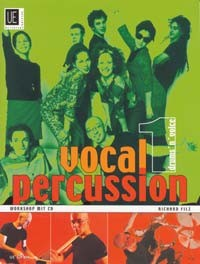 Filz, Richard: Vocal Percussion 1 - Drums 'n' Voice mit CD