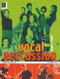 Filz, Richard: Vocal Percussion 1 - Drums 'n' Voice mit CD