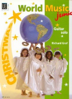 World Music junior: Christmas  - Gitarre