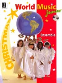 World Music junior: Christmas - Partitur