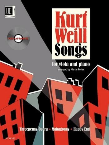 Weill Kurt: Songs mit CD