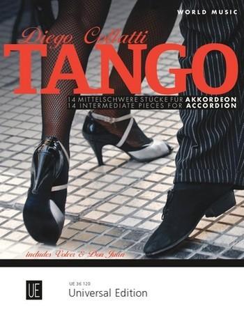 Collatti Diego Marcelo: Tango Accordion