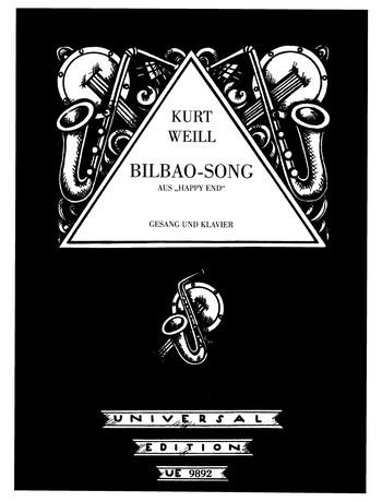 """Weill, Kurt: Bilbao-Song aus """"Happy End"""