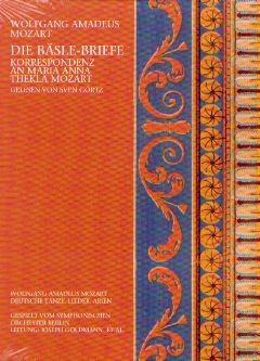 Mozart, Wolfgang Amadeus (1756-1791): Die Bäsele-Briefe - 2 CDs