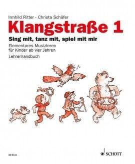 Ritter Irmhild + Schaefer Christa: Klangstrasse 1 Paket neu