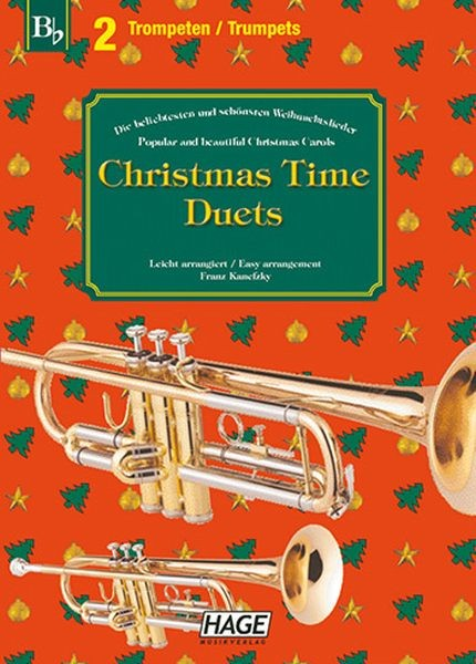 Kanefzky, Franz: Christmas time duets