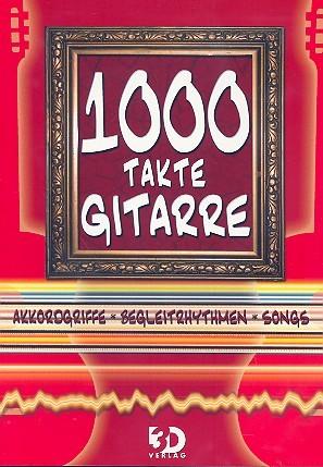 .: 1000 Takte Gitarre