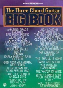 .: The Three Chord Guitar Big Book