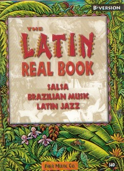 .: Latin Real Book B-Stimme