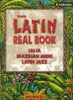 .: Latin Real Book Es-Stimme