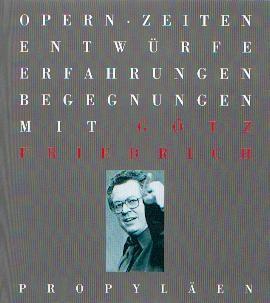 Christians, F. Wilhelm: Opern Zeiten