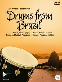 Cioce Sampaio, Luiz Roberto: Drums from Brazil