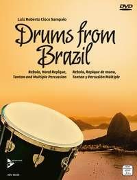 Cioce Sampaio, Luiz Roberto: Drums from Brazil