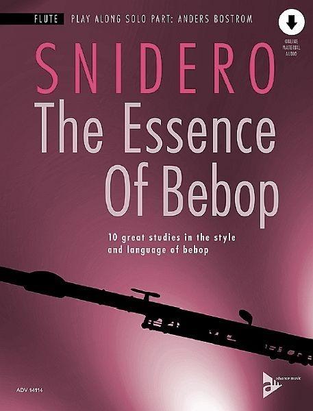 Snidero Jim: The essence of Bebop