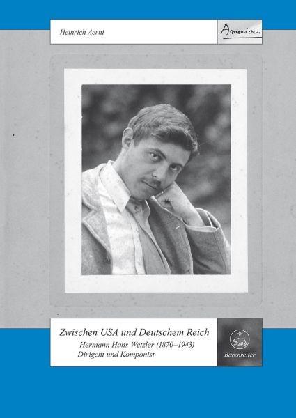 Aerni, Heinrich: Zwischen USA und Deutschem Reich