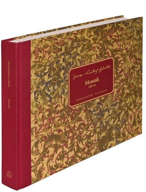 Händel, Georg Friedrich (1685-1759): Messiah (Messias)
