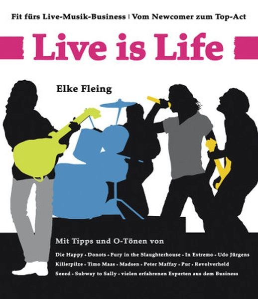 Fleing Elke: Live is life