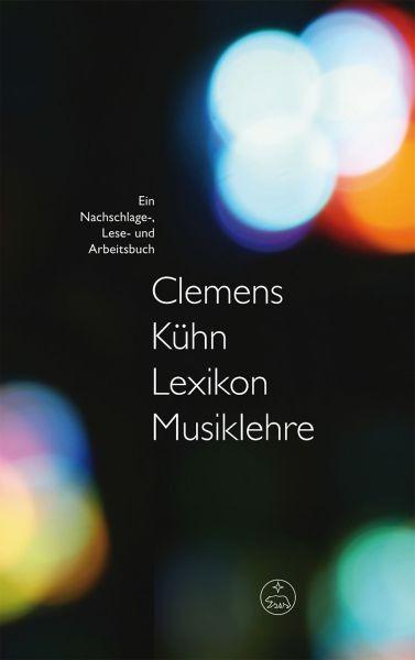 Kuehn, Clemens: Lexikon Musiklehre