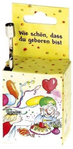 Zuckowski Rolf: Spieluhr - Wie schön dass du geboren bist