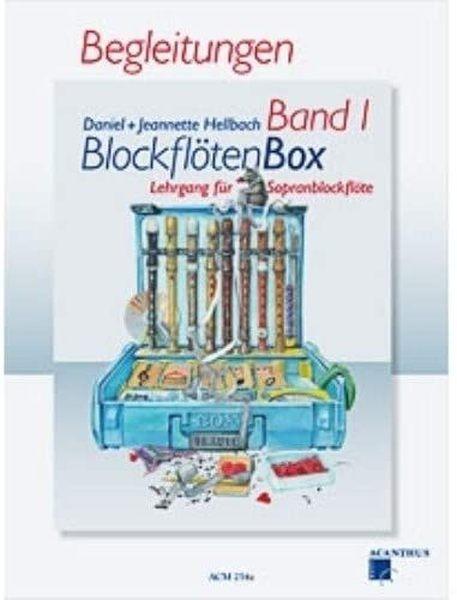 Hellbach Daniel + Hellbach Jeannette: Blockflötenbox 1