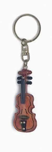 .: Schlüsselanhänger Geige