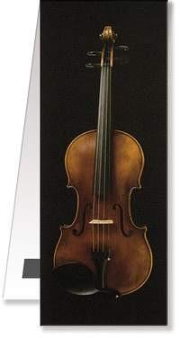 .: Lesezeichen Geige magnetisch