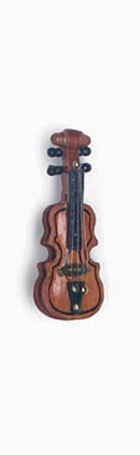 .: Brosche Geige