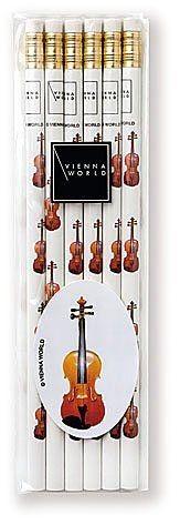 .: Bleistifte Geige