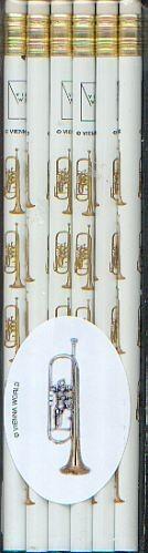 .: Bleistifte - Trompete