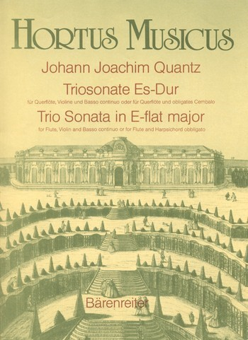 Quantz Johann Joachim: Triosonate Es-Dur