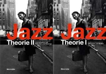 Kissenbeck, Andreas: JazzTheorie Bd. 1 und 2