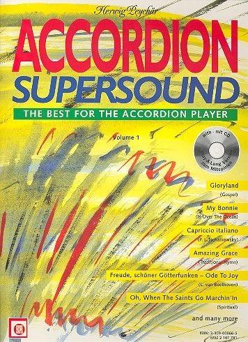 Peychaer Herwig: Accordion Supersound 1