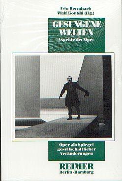 Bermbach, Udo (Hg.): Gesungene Welten