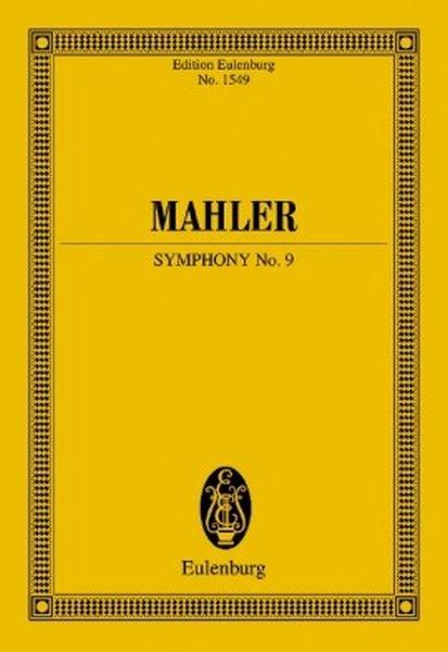 Mahler Gustav: Sinfonie 9