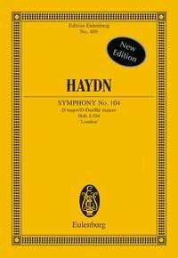 Haydn, Joseph: SINF NR104 D-DUR HOBI/104