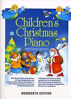 Heumann, Hans Guenter: Childrens Christmas Piano