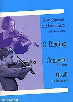 Rieding Oskar: Concertino h-moll op 35
