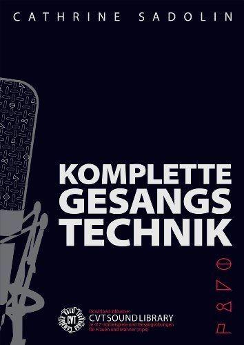 SADOLIN CATHRINE: Complete vocal technique